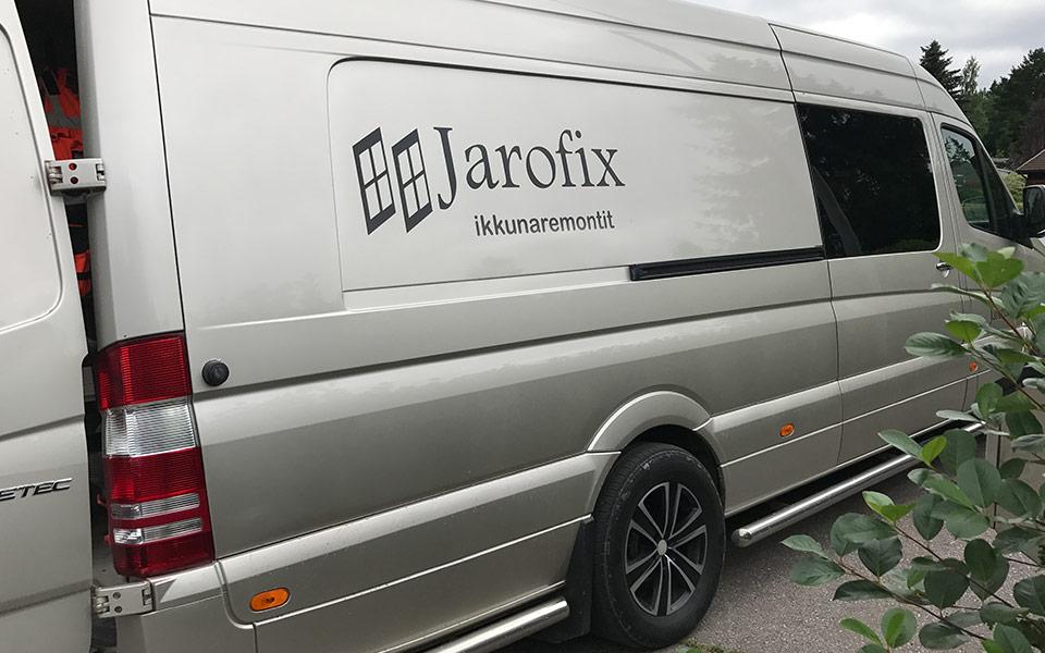 Jarofix auto