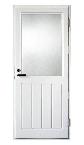 Parvekkeen ja varastojen ovet